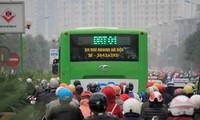 Vì sao phải lắp phân cách cứng phục vụ buýt BRT?