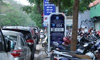 Hà Nội mở rộng đỗ xe thông minh iParking tại 4 quận nội thành