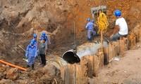 Nếu vỡ đường ống nước sông Đà, Hà Nội khắc phục ra sao?