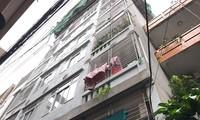 Công trình nhà ở biến thành chung cư mini tại ngõ 122 Vương Thừa Vũ