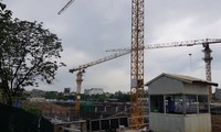 """Công trường xây dựng gần 2,5 ha """"chui"""""""