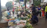 Chợ 30 Tết Lương Yên