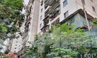 Nhà tái định cư A1, khu tái định cư Đồng Tàu, quận Hoàng Mai