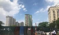 Một dự án bỏ hoang Hà Nội kiến nghị thu hồi.