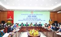 Ủy ban MTTQ Việt Nam TP Hà Nội tổ chức Hội nghị Hiệp thương lần thứ nhất thỏa thuận cơ cấu, thành phần, số lượng người ứng cử đại biểu Quốc hội khóa XV, nhiệm kỳ 2021-2026.