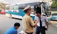 """Phát hiện nhiều tài xế xe khách Hà Nội """"dính"""" ma túy"""