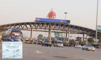 Trạm thu phí BOT Pháp Vân – Cầu Giẽ có số thu 57,9 tỷ đồng trong tháng 5. Ảnh: Anh Trọng
