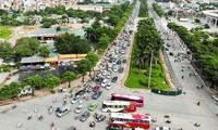 Từ nay đến 26/3, sẽ cấm xe khách, xe buýt vào các tuyến đường đua F1 Lê Đức Thọ-Lê Quang Đạo
