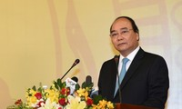 Thủ tướng Nguyễn Xuân Phúc phát biểu khai mạc Hội nghị