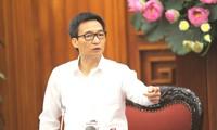 Phó Thủ tướng Vũ Đức Đam cho biết chưa triển khai Quy hoạch Sơn Trà trong 3 tháng (ảnh Văn Kiên)