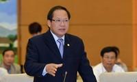 Bộ trưởng Trương Minh Tuấn