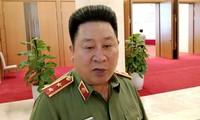 Trung tướng Bùi Văn Thành, Thứ trưởng Bộ Công an