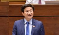 Tổng Thanh tra Chính phủ Lê Minh Khái (ảnh Như Ý)