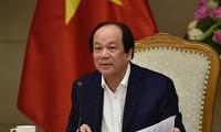 Ông Mai Tiến Dũng đề nghị Bộ NN&PTNT sửa đổi thông tư 02