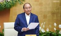 Thủ tướng Nguyễn Xuân Phúc lưu ý các thành viên Chính phủ quan tâm đến các vấn đề xã hội bức bối