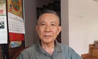 Ông Vũ Quốc Hùng, nguyên Phó Chủ nhiệm UBKT T.Ư