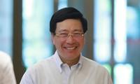 Phó Thủ tướng Phạm Bình Minh (ảnh Như Ý)