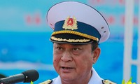 Đô đốc Nguyễn Văn Hiến bị Bộ Chính trị kỷ luật