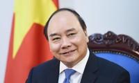 Thủ tướng Nguyễn Xuân Phúc. Ảnh Q.H