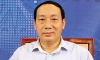 Ông Nguyễn Hồng Trường bị cách chức Uỷ viên BCS Đảng Bộ GTVT