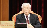 Tổng Bí thư Nguyễn Phú Trọng (ảnh TTXVN)