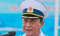 Đô đốc Nguyễn Văn Hiến bị xóa tư cách nguyên Tư lệnh Quân chủng Hải quân