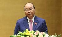 Thủ tướng Nguyễn Xuân Phúc. Ảnh: Như Ý