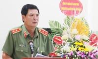 Trung tướng Trình Văn Thống (ảnh CAND)