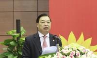 Ông Lê Mạnh Hùng, Phó Trưởng Ban Tuyên giáo Trung ương