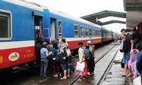 Đường sắt có nguy cơ phải ngừng chạy tàu