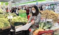 Cơ sở cung cấp thực phẩm hoạt động bình thường khi cách ly toàn xã hội