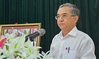 Ông Nguyễn Văn Hùng (ảnh Báo Kon Tum)