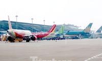 Nghiên cứu mở lại các đường bay quốc tế