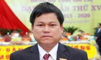 Ông Nguyễn Văn Quân bị kỷ luật cảnh cáo