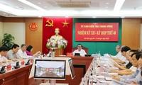 Kỳ họp thứ 48 Uỷ ban Kiểm tra Trung ương