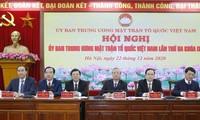 Hội nghị Uỷ ban T.Ư MTTQ Việt Nam lần thứ ba