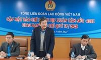 Phó Chủ tịch Tổng LĐLĐ Trần Thanh Hải