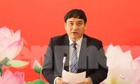 Ông Nguyễn Đắc Vinh, Phó Chánh Văn phòng T.Ư Đảng