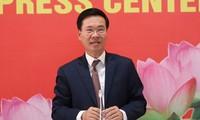 Ông Võ Văn Thưởng: Đại hội XIII là dấu mốc quan trọng trong quá trình phát triển