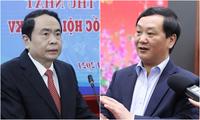 Ông Trần Thanh Mẫn, Hầu A Lềnh được giới thiệu ứng cử đại biểu Quốc hội