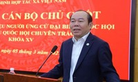 Ông Nguyễn Ngọc Bảo, Chủ tịch Liên minh HTX Việt Nam