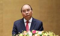 Chính thức miễn nhiệm Thủ tướng Nguyễn Xuân Phúc