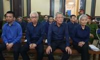 Cấp dưới vướng lao lý, cựu lãnh đạo Đông Á Bank xin lỗi thuộc cấp