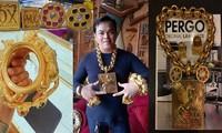 Vì sao 'đại gia đeo vàng nhiều nhất Việt Nam' bị công an mời lên làm việc?