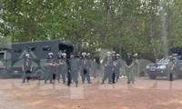 Thứ trưởng Bộ Công an trực tiếp chỉ đạo vây bắt nghi can nổ súng giết 4 người