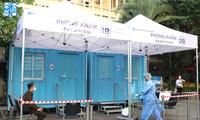 Bệnh viện hiến kế mô hình giảm nguy cơ lây nhiễm bệnh Covid-19 cho nhân viên y tế