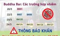 Nhiều ca mắc COVID-19 từ 'ổ dịch' quán Bar Buddha: Khẩn cấp tìm người liên quan