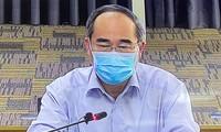 Bí thư Thành uỷ TPHCM Nguyễn Thiện Nhân - Ảnh: Văn Minh