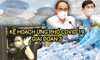 TPHCM lên kế hoạch ứng phó giai đoạn 3 dịch COVID-19