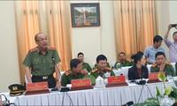 Trung tướng Lê Đông Phong nghỉ công tác chờ hưu